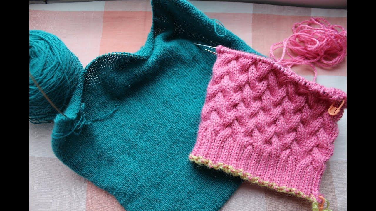 Модное вязание спицами : фото, тенденции 8