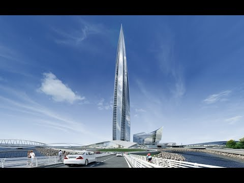 Top 10 Tallest Buildings in Russia