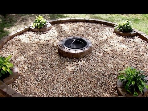 Backyard Fire Pit Building Tips – DIY Network
