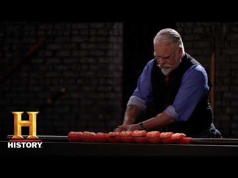 Forged in Fire: