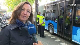 Syntus zet extra 'XXL-bussen' in op drukke scholierenlijnen in Zwolle