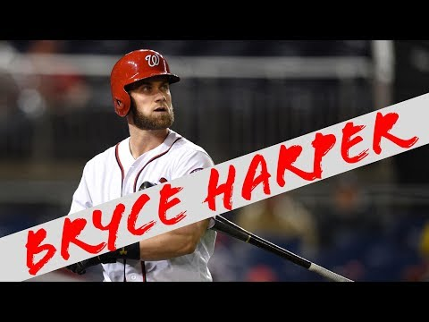 Bryce Harper 2017 Highlights [HD]