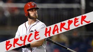 Bryce Harper 2017 Highlights [HD]