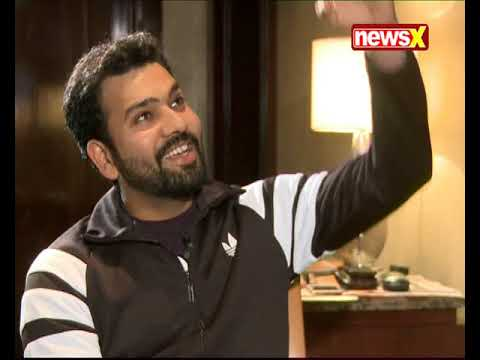 Rohit Sharma Exclusive Interview: Reveals origin of nickname Hitman & Dhoni strategy