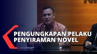 Ketua KPK: Terimakasih Polri, Kasus Novel Terungkap