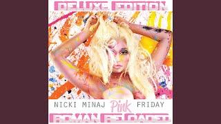 Nicki Minaj - Pound The Alarm (Edit)