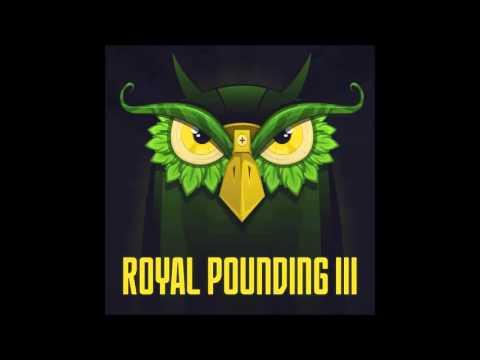 Marcello Perri @ Royal Pounding III, Pub Drukarnia 28 02 2015, Wrocław