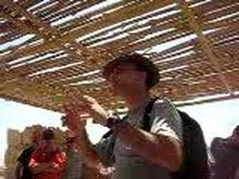 tour guide in masada 1/3