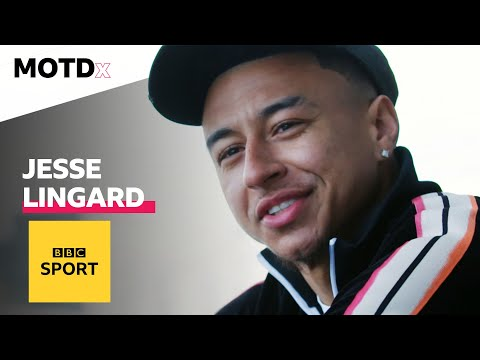 "Jesse Lingard: ""It would have been easy for me to give up' 