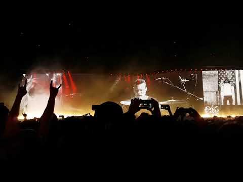 U2 Bullet The Blue Sky México City 2017-10-03