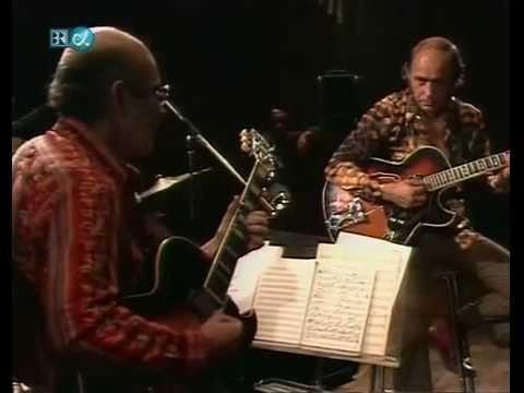 Jim Hall & Attila Zoller - Hannover, Germany, 1973-09-14