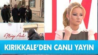Kırıkkale'den canlı yayın  - Müge Anlı ile Tatlı Sert 12 Şubat 2019