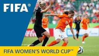 HIGHLIGHTS: New Zealand v. Netherlands - FIFA Women's World Cup 2015