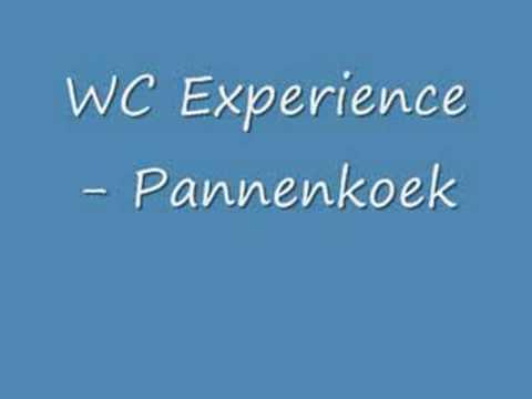 WC experience -  Pannenkoek