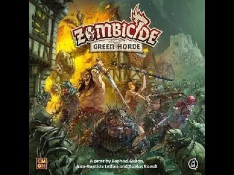 Zombicide Green Horde - Final Thoughts