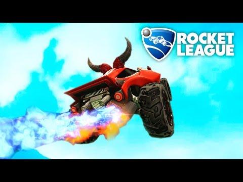 Epic Rocket League Compilation #16