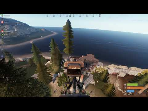 RUST ZERG RAID GONE WRONG!!! Rust Raid Cam On Viking Republic