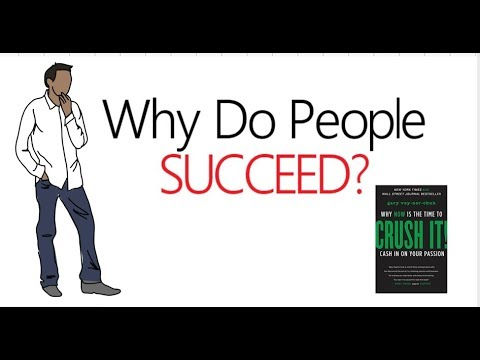 Biggest Reason Why People Succeed: Patience | Chapter 7 | Crush it by Gary VaynerChuk