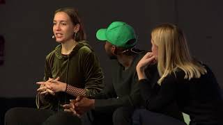 Fashion Talks 2017 - Rushemy Botter, Aya Noël & Astrid Regout