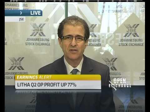 Litha healthcare OP Profit up 77%