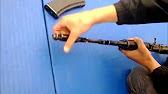 Как собрать - разобрать автомат, оружие.mp4 - YouTube