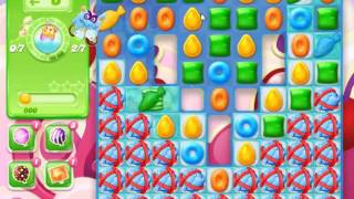 Candy Crush Jelly Saga Level 636 - NO BOOSTERS