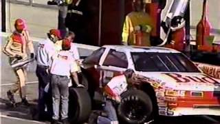 1992 ARCA 200 - Andy Genzman flip