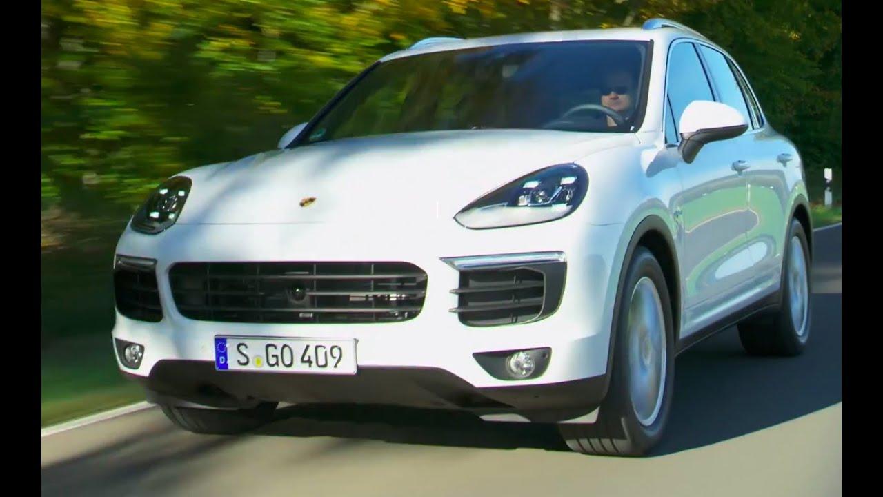 Porsche Cayenne 2017 Hybrid S Review Driving Interior Engine Sound Commercial Carjam Tv 4k
