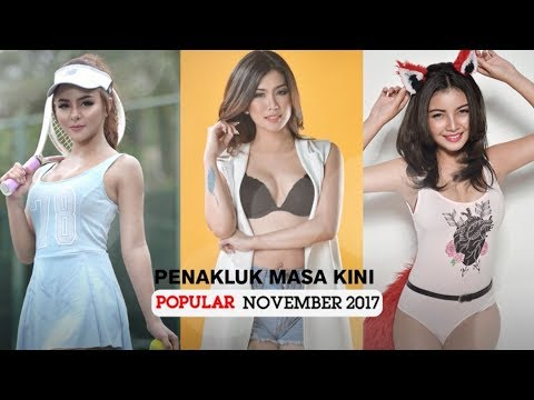 The Hottest Comeback | Majalah POPULAR Indonesia | November 2017