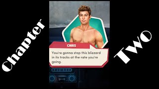 SEX WITH CHRIS IN A CAR!!! Choices The Freshman Snowed In Chapter 2 (DIAMONDS USED)