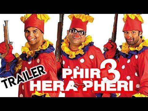 Hera Pheri 3 Trailer | Akshay Kumar | Sunil Shetty | Paresh Rawal | John Abraham