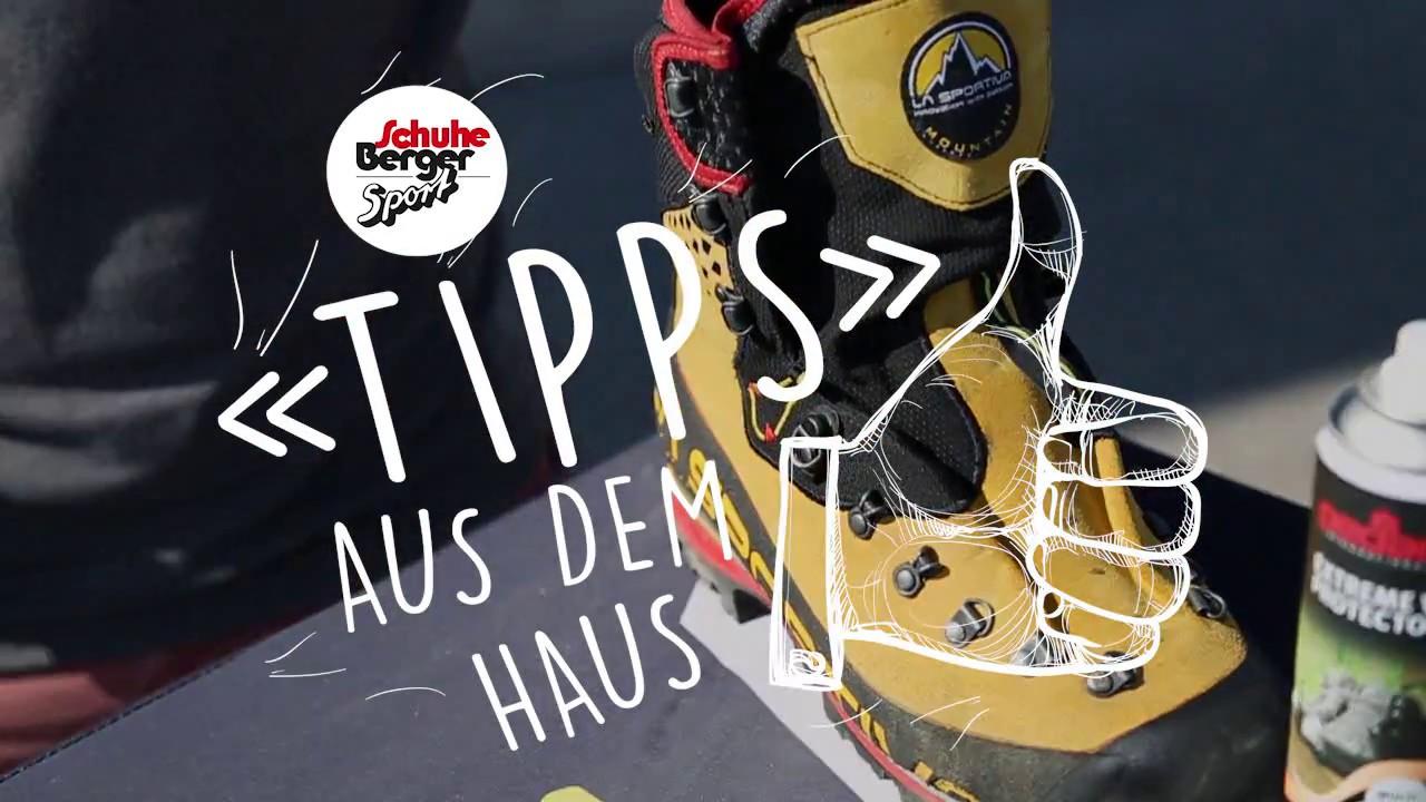 Tipps aus dem Haus #3 Schuhe richtig imprägnieren