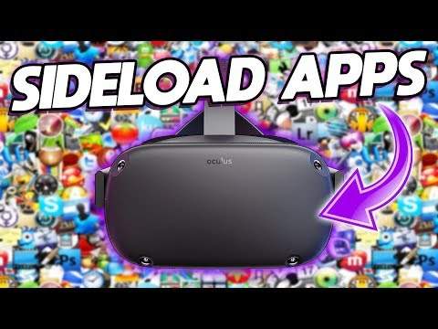 Simple Sideloading On Oculus Quest