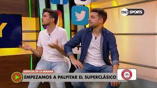 PRONÓSTICOS DEL SUPERCLÁSICO - TNT PLAY SPORTS 21/9
