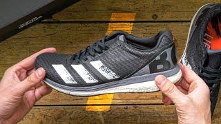 The Best of Boost? // ADIZERO BOSTON 8 Running Shoe Unboxing