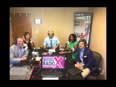 Montina on Buckhead Business Radio Money Experts Show - Legal Marketing Expert