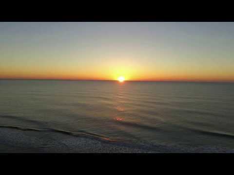 Sunrise in Fernandina Beach, FL