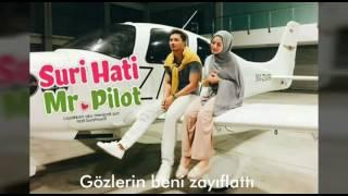 Suri Hati Mr. Pilot şarkısı. Türkçe altı yazı