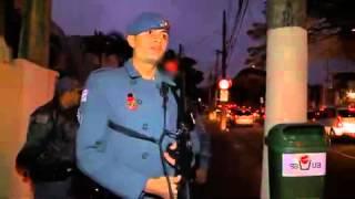 Operação de Risco: Motorista suspeito é flagrado em vistoria de veículo