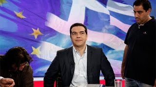 Greece's Tsipras Urges Defiant `No` Vote in Referendum