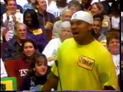 The Price Is Right with Bob Barker Sandro Wins A Car 1999