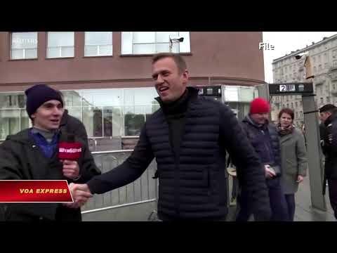 Nga mở cuộc điều tra sơ khởi về nghi án ông Navalny bị đầu độc (VOA)