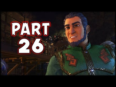 KNACK 2 - GAMEPLAY WALKTHROUGH - PART 26 (HD PS4 Gameplay)