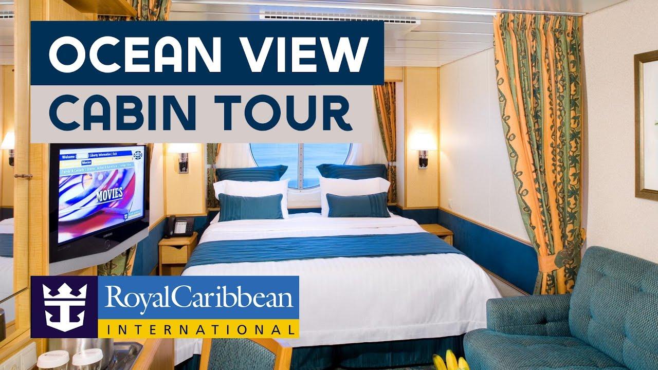 The Seas Oceanview Cabin Video Tour