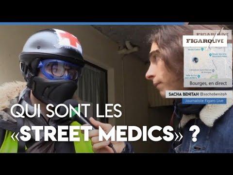 «Gilets jaunes» : interview avec un «street medic», ces secouristes improvisés