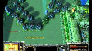 TTW 8 maze