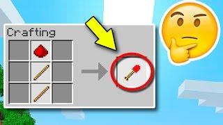 Minecraft - 9 Cosas que NO Sabías de la PALA - Rabahrex