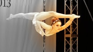 JAPAN POLE SPORTS CHAMPIONSHIPS - 1st Runner Up ERIKA SUGANUMA