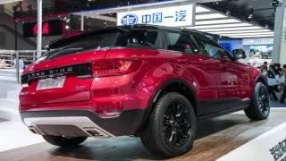 Китайская реплика Range Rover - Landwind X7