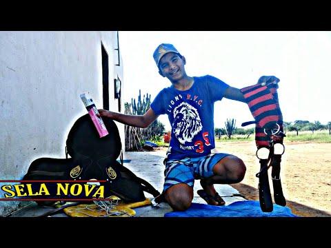 Mostrando A Nova Sela•° {CANAL DO VAQUEIRO}